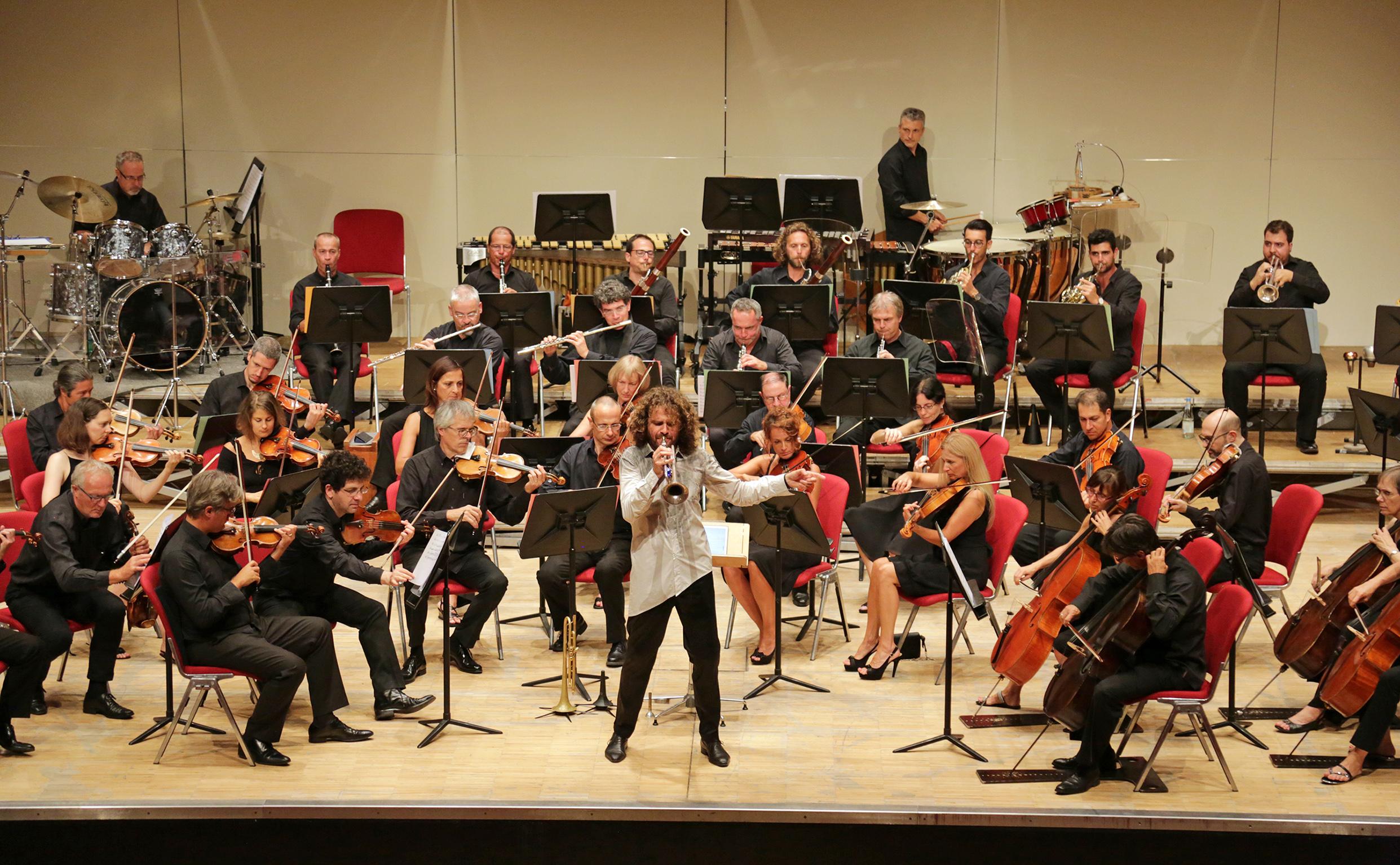 Haydn Orchester von Bozen und Trient