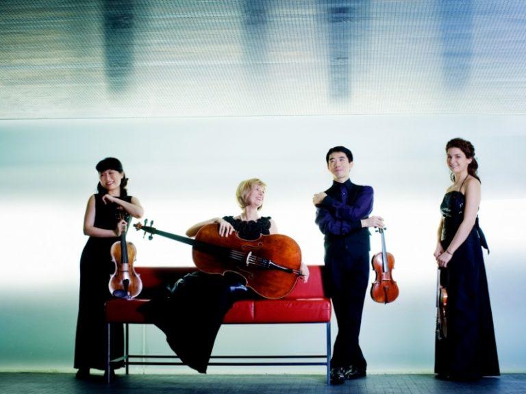 Pacific Quartet Vienna