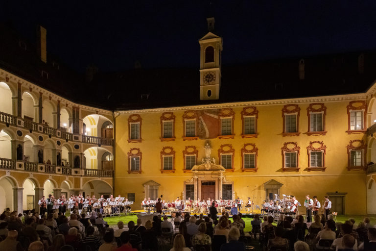 Musiksommer in der Brixner Hofburg