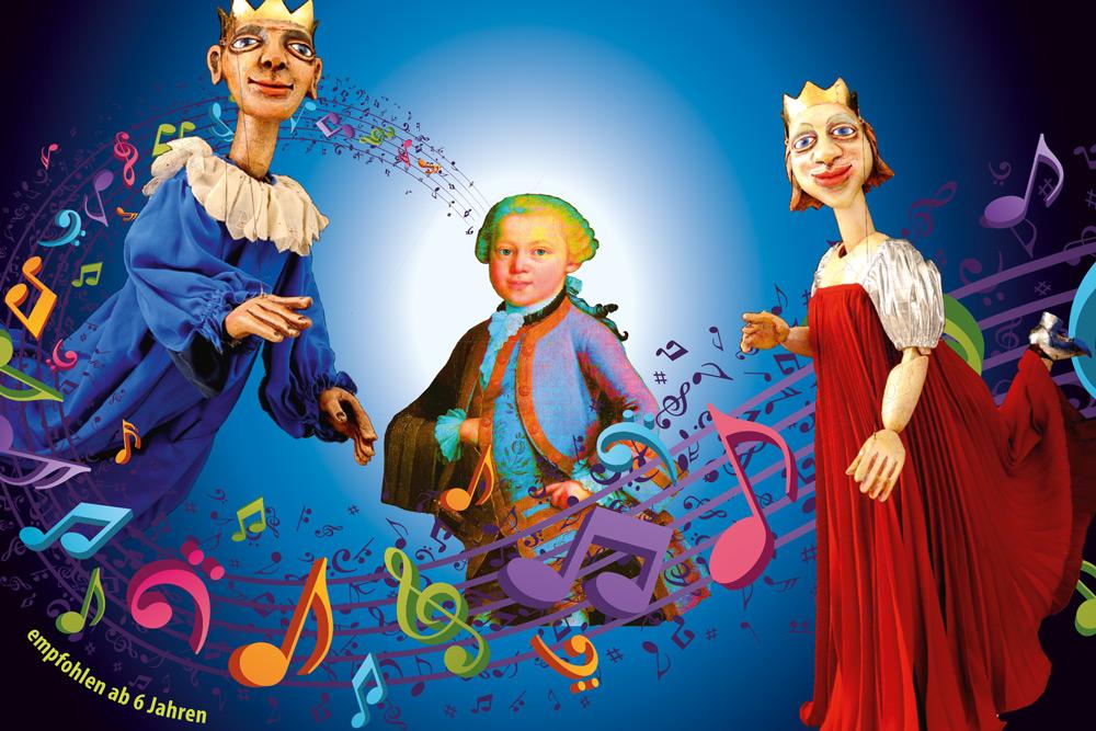 Mozart auf Reisen